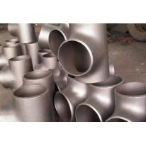碳钢无缝三通